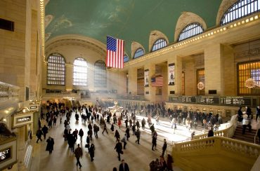 "Audience 28 avril 19 ""Grand Central New York, la gare XXL ""  M6"