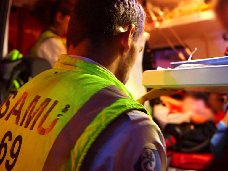 """1er janv. 20 – C8 """" Enquête sous Haute Tension : SAMU de Lyon : course contre la montre pour sauver des vie"""" à 21H15."""