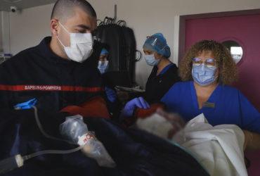 Coronavirus : Pompiers de Perpignan