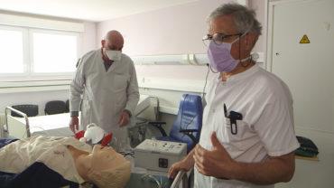 """14 avr. 20 – M6 Le 19.45 """"Hôpital de Mâcon, le système D"""" à 19h45"""