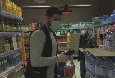 Coronavirus : les supermarchés pendant la crise