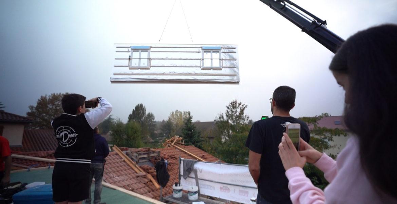 """24 mai. 20 – M6 Zone Interdite """"Envers et contre tout : ils construisent la maison de leurs rêves """" à 21h05"""