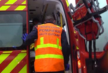 Urgence à Toulouse : en immersion avec les pompiers