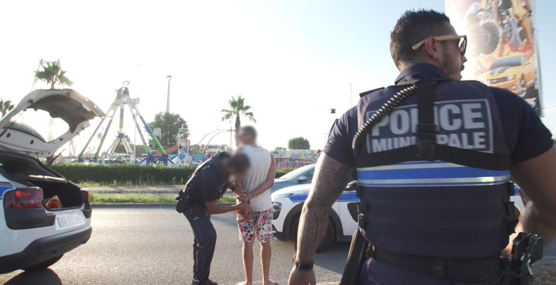 """20 janv. 21 – C8  Enquête sous Haute Tension """"Arrestation musclée, course-poursuite, trafic de drogue : 100 jours avec la police de Fréjus"""" INÉDIT à 21h15"""